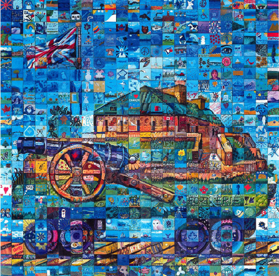 cultural mosaic Canada is, without a doubt, a country of immigrants the first groups of people, in the 1800's, were citizens of france and england hoping to.