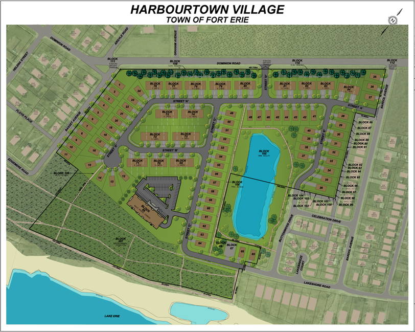 Image result for fort erie harbourtown village
