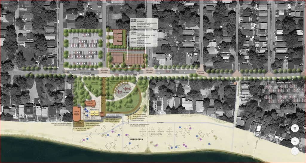 Bay Beach Master Plan (Fort Erie, ON)
