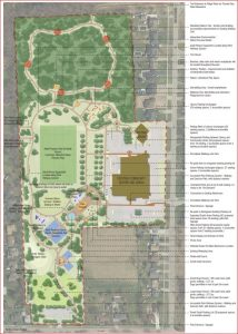 Crystal Ridge Park Master Plan Concept Design